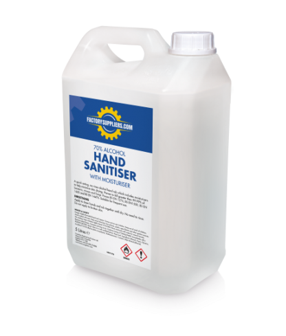 5 Litre Factory Suppliers Hand Sanitiser_with Alcohol