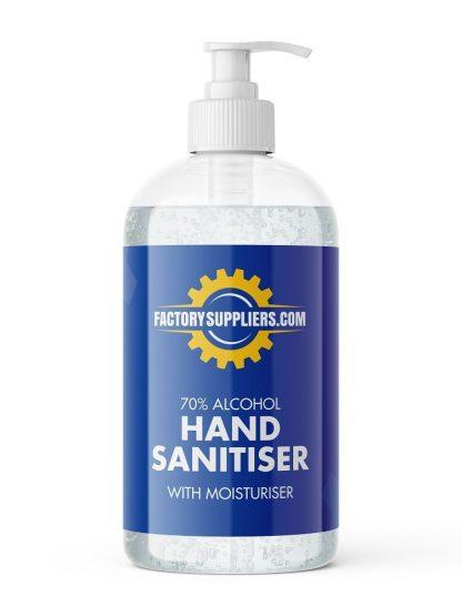 500Ml hand sanitiser pump bottle