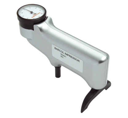 Barcol Impressor portable hardness tester