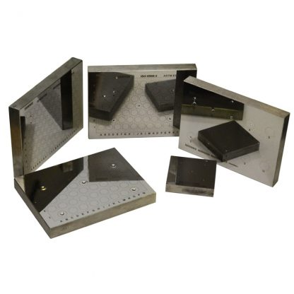 Brinell hardness reference blocks - UKAS certified