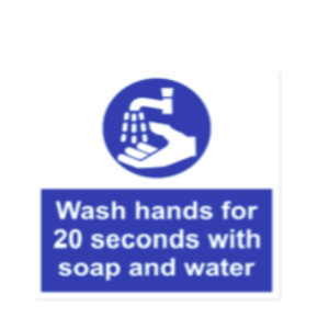 Covid-19-Hand-Wash-20-Seconds-Sign