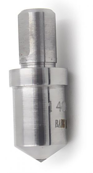 HRC diamond indenter with UKAS certificate of calibration