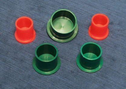 Polypropylene 2 part met-moulds