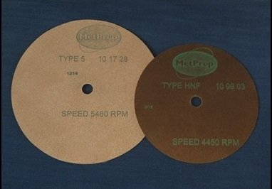 Suprfine abrasive cut-off wheels
